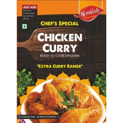 Chicken Curry - Extra Curry Range
